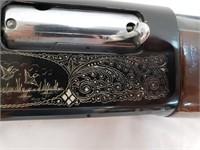 Luigi Franchi Brescia Engraved 12 Ga Shotgun Italy