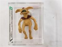 AFA U85 NM+ 1983 Star Wars Salacious Crumb Figure