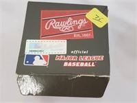 Signed Randal Grichuk Official MLB Baseball