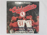 STL Cardinals 1982 World Champion Highlights