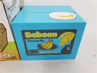 Funny Mischief Saving Box Baboon Piggy Bank
