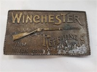 Winchester Repeating Arms Belt Buckle