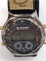 Quemex WR 30M Wrist Watch