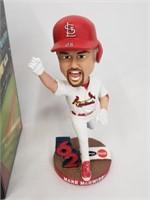 Mark McGwire St Louis Cardinals SGA Bobblehead