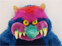 Vintage 1986 AmToy Stuffed My Pet Monster