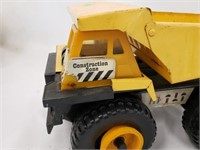 Construction Zone Tonka Metal Toy Truck