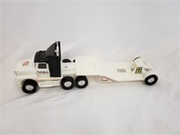 NASA United States Toy Truck And Trailer