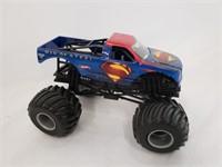 Hot Wheels Monster Jam Man Of Steel Toy Truck