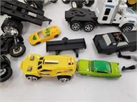 Toy Vehicles Lot Monster Trucks