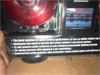 New 12v Magnetic Trailer Light Kit