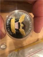 Donald Trump 2020 Collector Coin