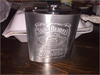 New Stainless Jack Daniels Flask