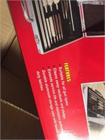 New 126 pc Gun Cleaning Kit in Aluminum Case