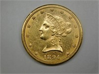 Weekly Coins and Currency Auction 3-3-17