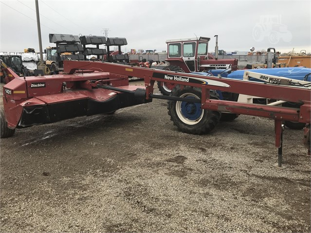 2007 NEW HOLLAND 1431 For Sale In Appleton, Wisconsin
