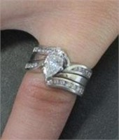 Bankruptcy Auction Women's Engagement Ring