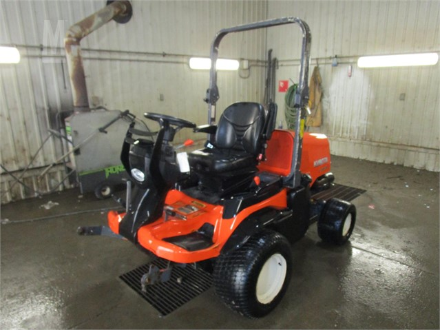 2016 Kubota F3990 For Sale In Alfred Ontario Canada Marketbook Ca
