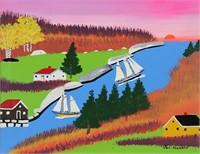 HODGINS ONLINE: February Art Auction