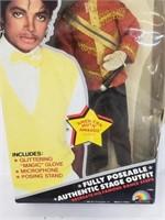 1984 Ljn Michael Jackson Figurine