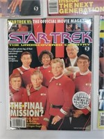 Star Trek Next Generation Official Magazines