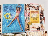 Pam Anderson Erotic Mens Adult Magazine Lot