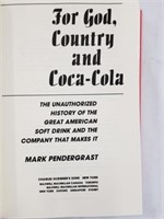 For God, Country And Coca-Cola Novel