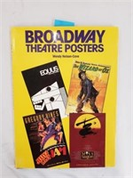 Broadway Theatre Posters Book