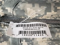 Large Military Digital Camo Jacket