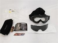 Military ESS Profile NVG Black Eye Safety System