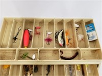 Plano Tackle Box And Accessories