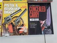 Gunsmithing and Gun Book / Magazine Lot