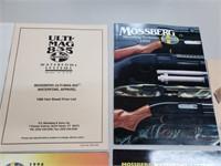Mossberg Advertisement Lot