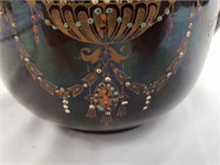 Brown Hand Painted Made In England Teapot
