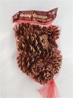 Enviro-Log Holiday Cinnamon Scented Pine Cones