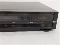 1988 Sharp Compact Disk CD Player DX-650