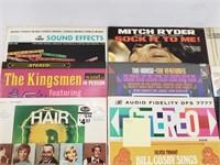 LP Vinyl Record Lot