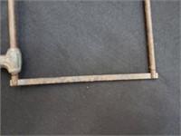 Antique Hacksaw Tool