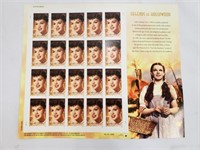2006 Legends Of Hollywood Judy Garland Stamps