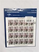 2001 America Responds 9/11 Stamps