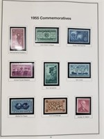 The Heritage Collection Commemorative Stamps