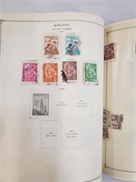 (1951+)Scott's International Postage Stamp Album
