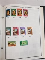 Standard World Stamp Album