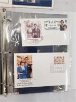 s1981 The Royal Wedding Stamp and Coin Set