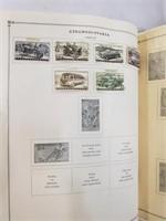 (1950+)International Postage Stamp Album Part IV