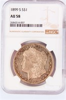 Feb 28th Online Only Certified Coin Auction PCGS NGC +