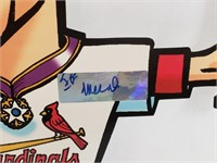Signed Stand For Stan Musial SGA