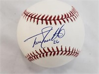 Trevor Rosenthal Signed Official Baseball