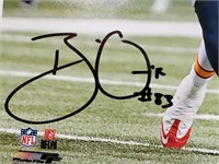 Brian Quick St Louis Rams Signed Photo