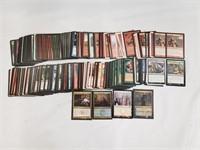 200+ MTG Magic The Gathering Card Lot
