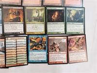 50+ MTG Magic The Gathering Card Lot